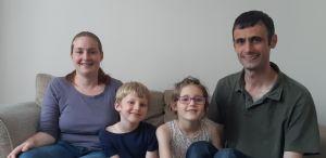 Matthew and family