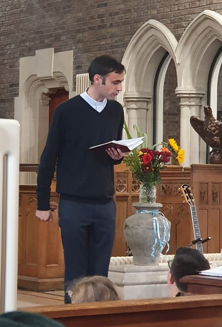 Rev Matthew Foy