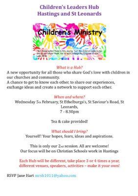 children's hub feb 20