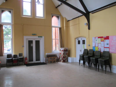Fellowship Room 2