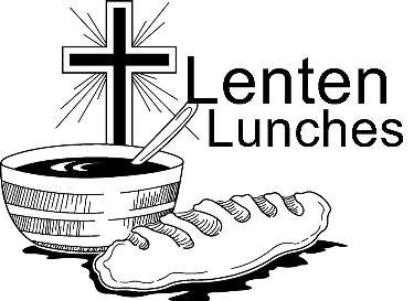 Lent Lunch Clip