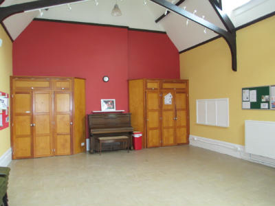 Fellowship Room 1