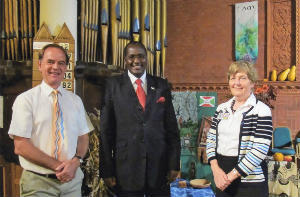 Ambassador of Burundi