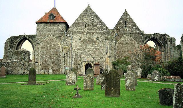 Winchelsea church