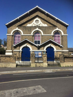 Crayford Baptist Church