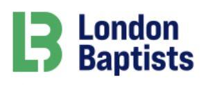 London Baptists Logo