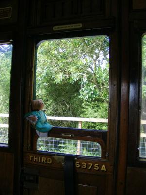 Steam Train IOW