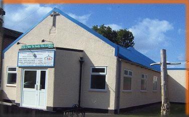 Whybridge Church building