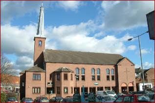 Triniy Church Stafford