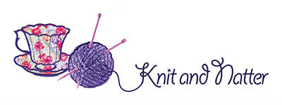 Knit and Natter logo