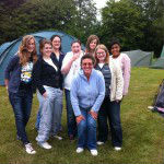 Girls Brigade Camp