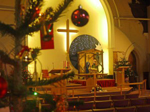 Nativity and sanctuary