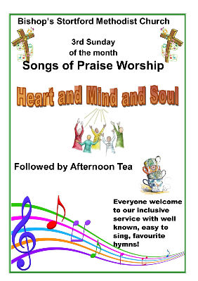 Songs of Praise Poster