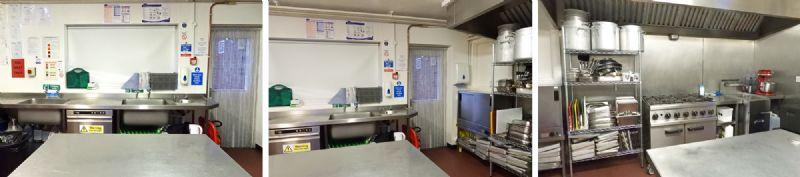 The Hall Kitchen
