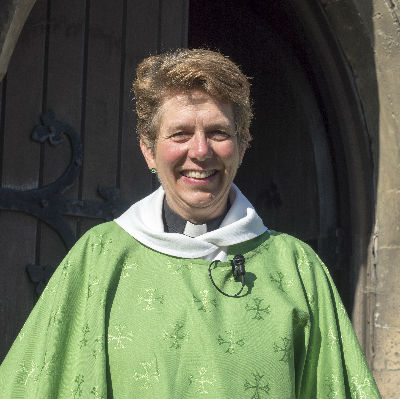 Rev Jo Richards