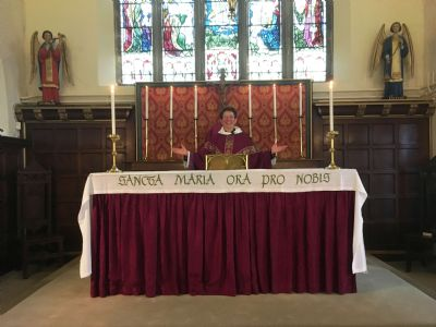 Welcome to St Dunstan's Church, St Mildred's Church & St Peter's Church in Canterbury