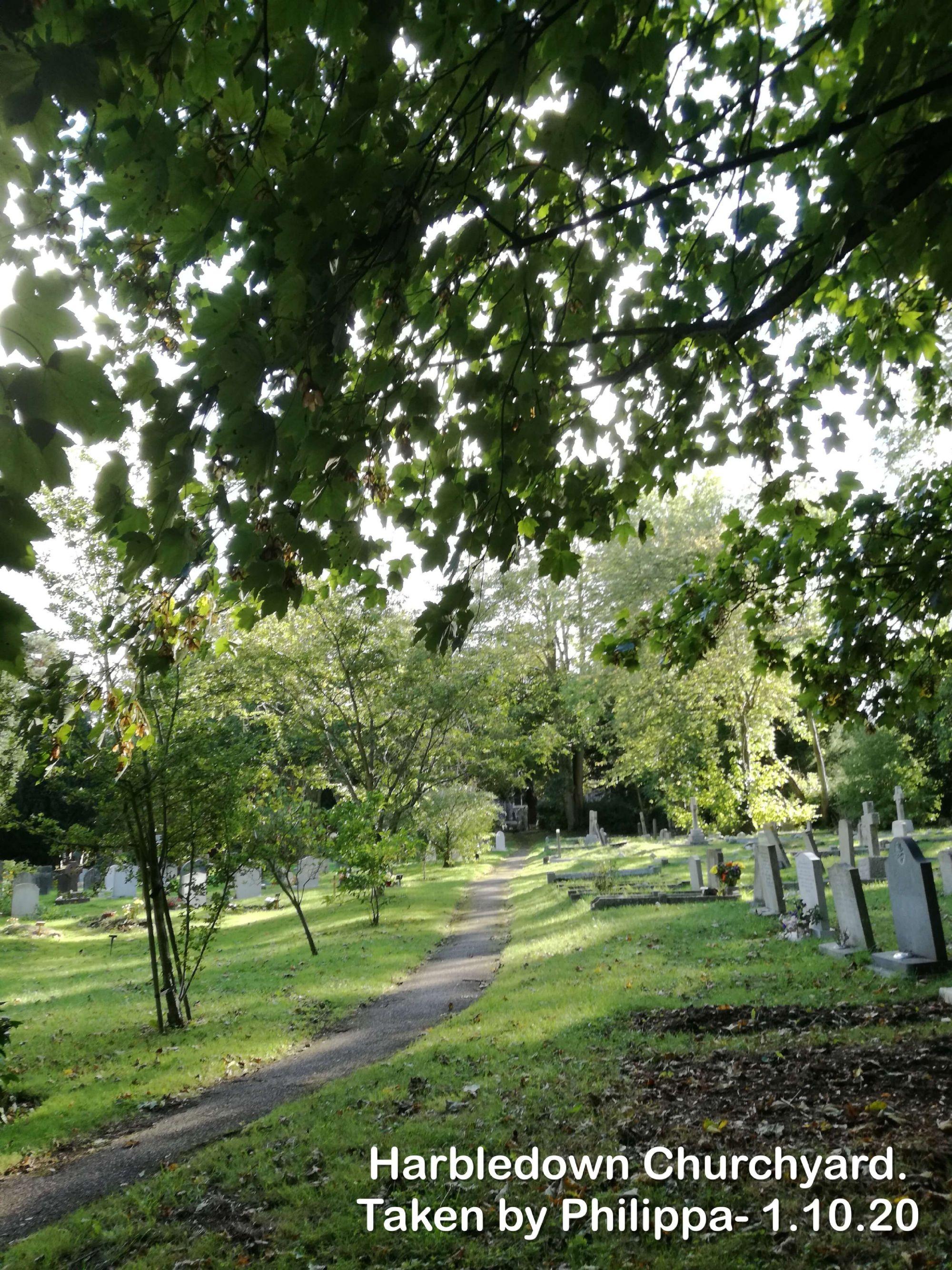 Harbledown Churchyard
