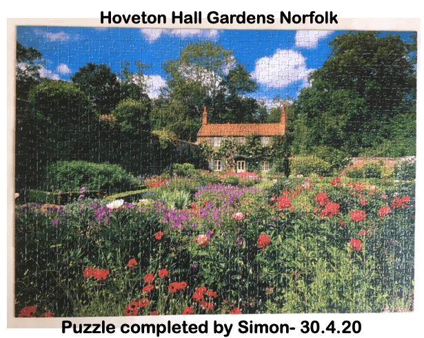 Hoveton Hall Gardens Norfolk