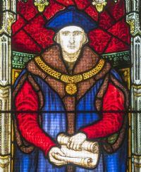 St Thomas More Window