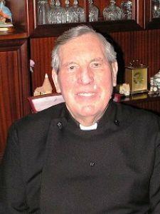 Rev Iain Taylor