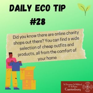 Daily Eco Tip 28