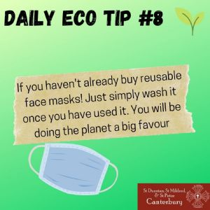 Daily Eco Tip 8