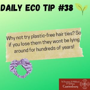 Daily Eco Tip 38