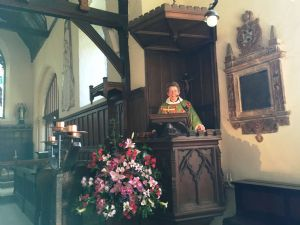 Preaching at St Mildred's