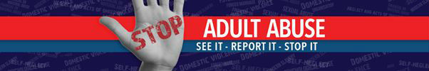 Stop Adult Abuse Graphic