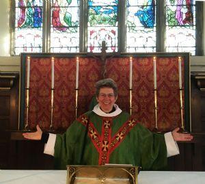 Rev Jo Richards