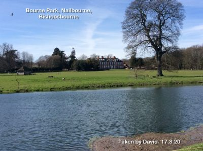 Bourne Park, Nailbourne, Bishopsbourne