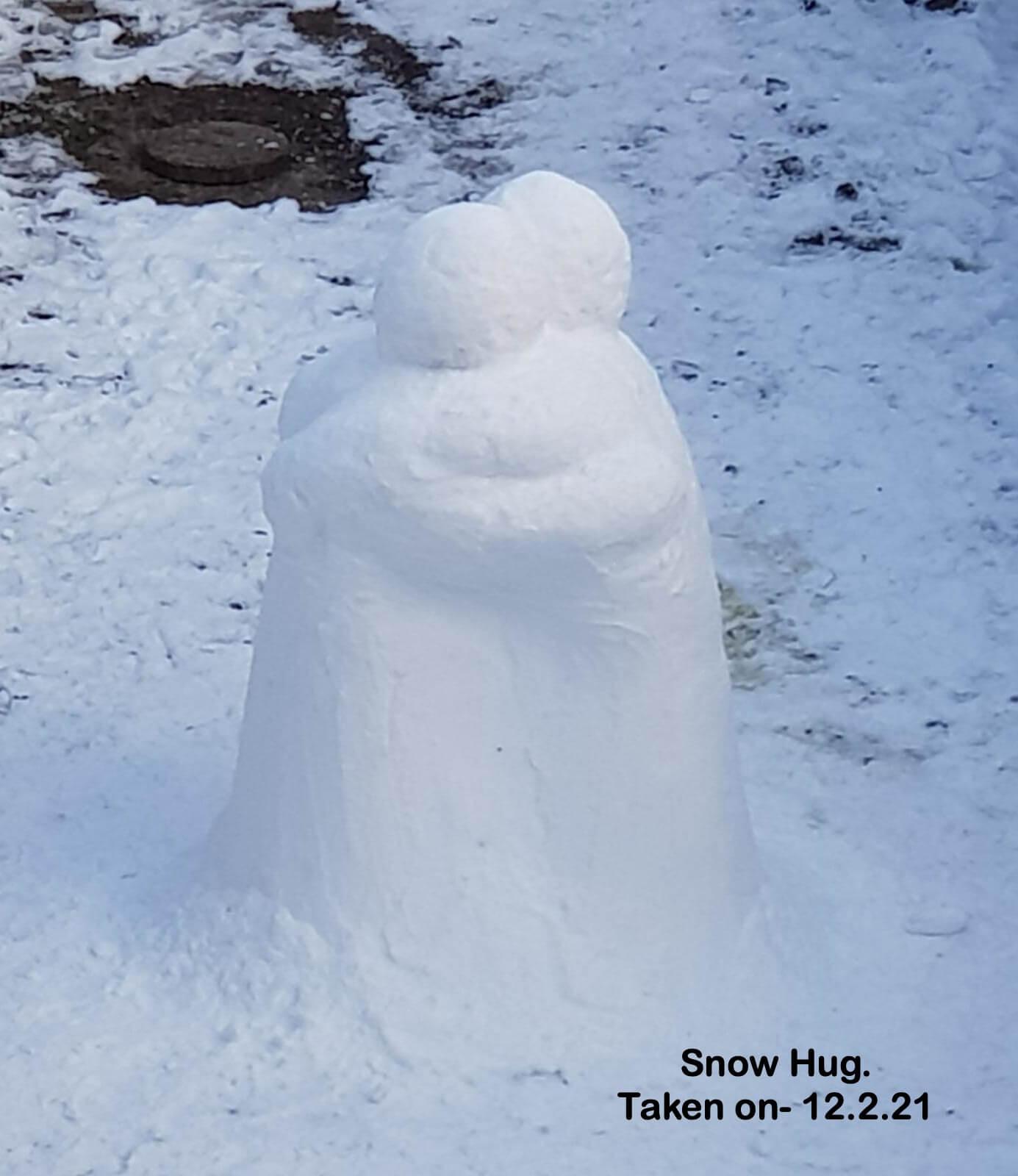 Snow Hug.