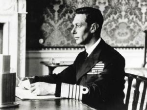 King George VI's VE Day speech