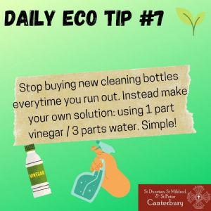 Daily Eco Tip 7