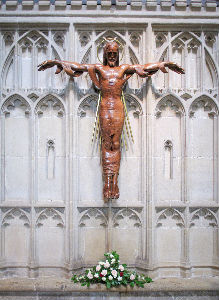 Crucifix - Ely Cathedral