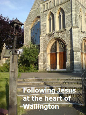 Church steps - following Jesus at the heart of Wallington