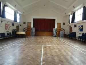 Large Hall interior