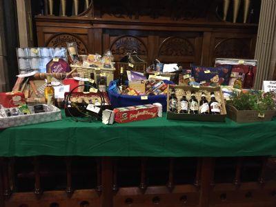 Grand Christmas Raffle Prizes