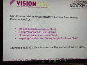 Vision 2026 Aims