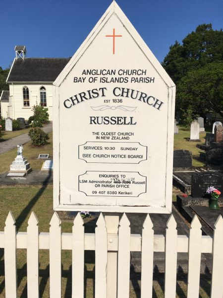 Russell Notice Board