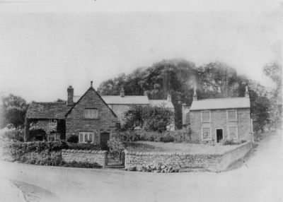 Old Road / Junction of Ribble Lane