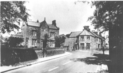 Toll Bar and Old School Chatburn
