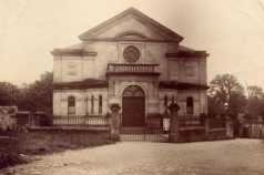 Methodist Chapel Built in 1884 and replaced in 2002