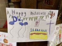 Happy  Birthday church 8