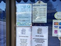 Butchers opening hours / restrictions