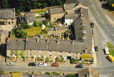 Ribble Lane, Chatburn - Aerial View