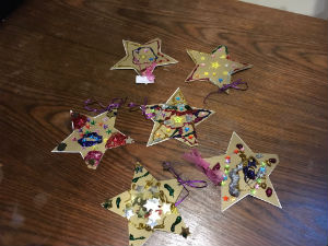 Messy Church - six stars
