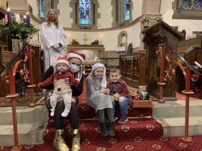 Living Nativity Service