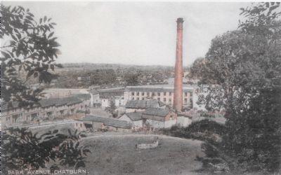 Weaving Factory, Park Avenue, Chatburn
