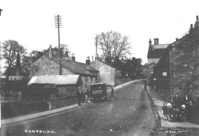 Old Smithy Chatburn